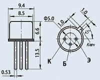 Транзистор КТ933Б