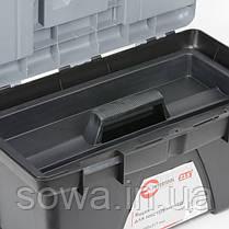 "Ящик для инструмента 23.5"" 600*340*317мм INTERTOOL BX-0323, фото 2"