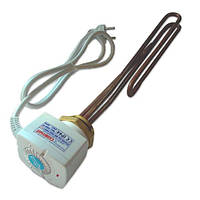 Тэн електрический для бойлера с термостатом Galmet GE 3 kW - 230 V - 5/4 (41-030001)
