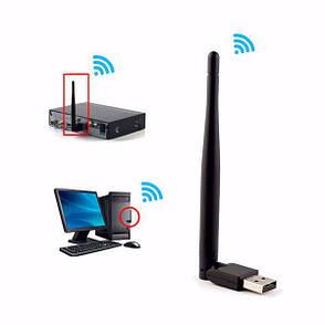 Беспроводной WI-FI Адаптер 7601 USB SET TOP BOX WI-FI, фото 2