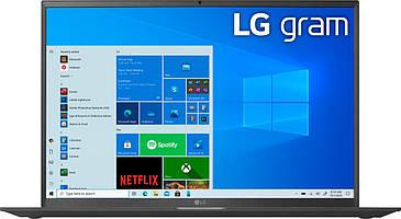 """LG - gram 17"""" WQXGA Laptop – Intel Evo Platform Core i7 – 16GB - 17Z90P-K.AAB8U1"""