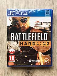Battlefield Hardline (русская версия) PS4