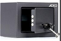 Сейф мебельный Aiko T-140 KL (ВxШxГ:140x195x140), сейф для дома, сейф для денег, сейф для офиса и документов