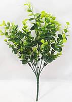 """Самшит вечнозеленый"""" 30см искусственный куст декоративной зелени"""