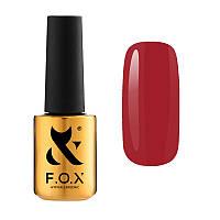 Гель лак F.O.X Pigment №080 7 мл