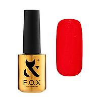 Гель лак F.O.X Pigment №058 7 мл