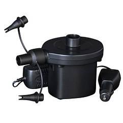 Электрический насос для резиновых изделий Bestway 62083 с насадками