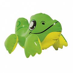 Игрушки надувные 34030 в виде животных (Крокодил)