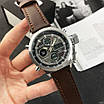 AMST 3003AC Silver-Black Brown Wristband, фото 2