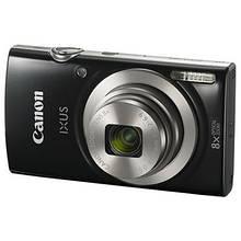 Цифровий фотоапарат Canon IXUS 185 Black (1803C008AA)