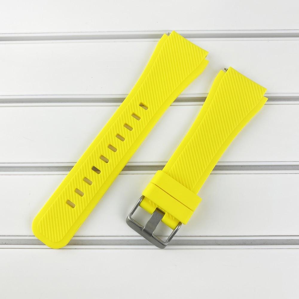 Ремешок Modfit 22 мм All Yellow
