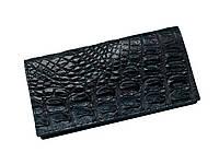 Кошелек из кожи крокодила Ekzotic Leather синий (cw11_1), фото 1