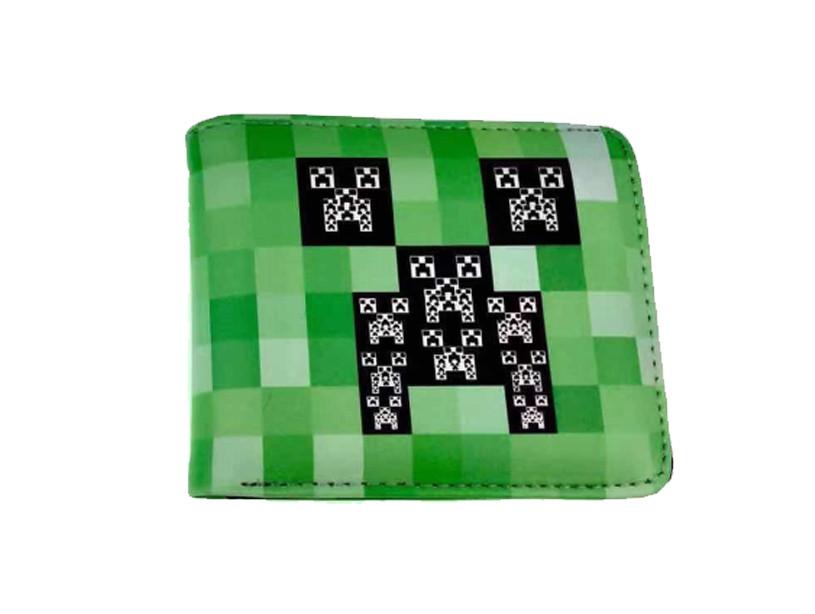 Гаманець гаманець дитячий Кріпер Minecraft
