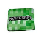 Гаманець гаманець дитячий Кріпер Minecraft, фото 2