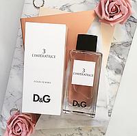 Женская туалетная вода Dolce & Gabbana 3 L Imperatrice LUX качество Реплика