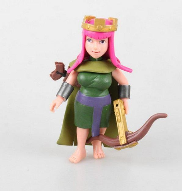 Фігурка Королева лучниці з гри Clash of Clans