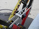Велобагажник. Кріплення для перевезення 2 велосипедів. На фаркоп., фото 9
