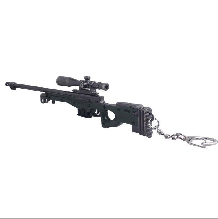 Брелок винтовка AWM PUBG