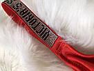 Купальник Victoria's Secret S со стразами 🤩 раздельный, красный, фото 9
