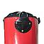 Груша боксерська Класик 1,4 м ПВХ, червона BOXER, фото 3