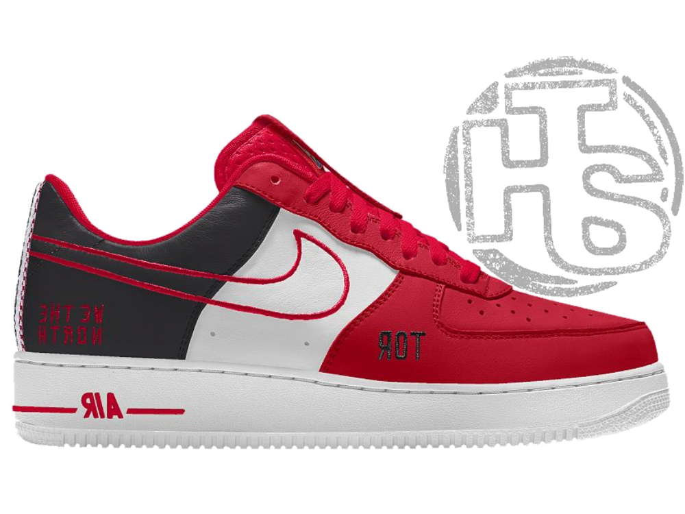 Чоловічі кросівки Nike Air Force x NBA Toronto Raptors ALL06199