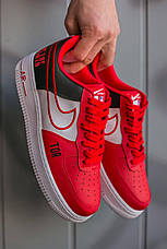 Чоловічі кросівки Nike Air Force x NBA Toronto Raptors ALL06199, фото 3