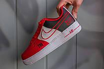 Чоловічі кросівки Nike Air Force x NBA Toronto Raptors ALL06199, фото 2