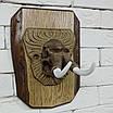 Настенное крепление для квадрокоптера, держатель для гитары подвесной Мамонт, вешалка настенная., фото 4