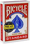 Игральные карты Bicycle Standard Face Playing Cards, фото 2