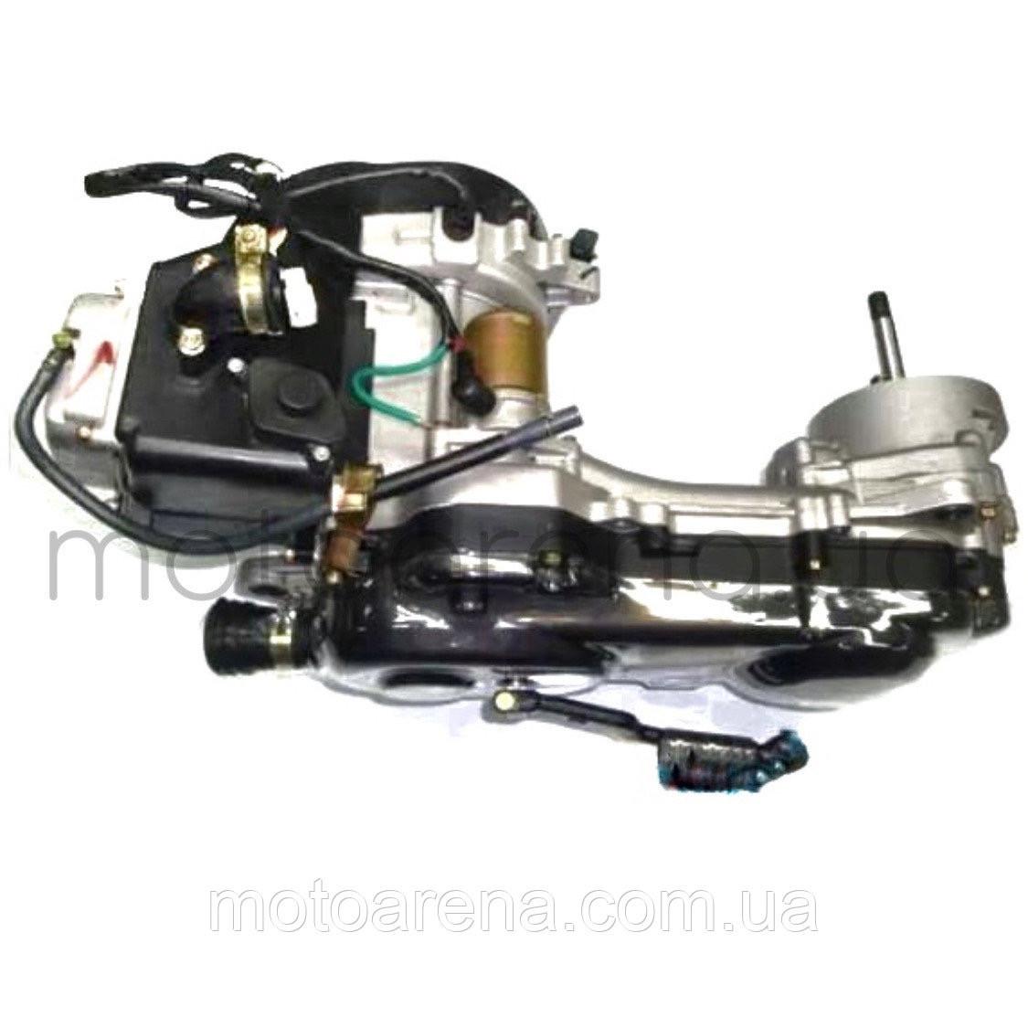 Двигун GY6-80-12