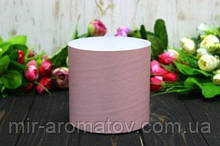 Круглая коробка для цветов без крышки D130mm /H13 0mm №4