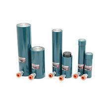 Циліндр гідравлічний 4т (хід штока - 120мм, довжина загальна - 270мм, тиск 630 bar)