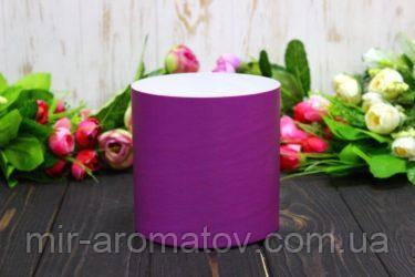Кругла коробка для квітів без кришки D130mm /H13 0mm №2