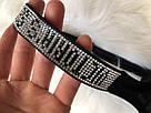 Купальник Victoria's Secret S со стразами 🤩 раздельный, чёрный, фото 9