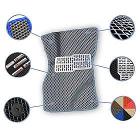 Автомобильные коврики EVA на RENAULT Dokker (2012-...) комплект