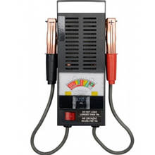 Тестер акумуляторних батарей аналоговий (6V-12V, 200-1000А)