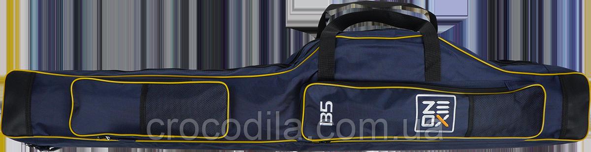 Чохол для вудилищ Zeox Basic Reel-In 135 см 2 відділення