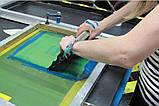 Печать по ткани от 1 шт. на заказ краской - шелкотрафаретная печать, фото 2