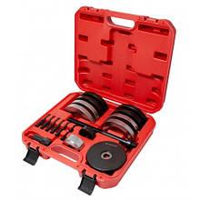Набір інструментів для заміни підшипника маточини автомобілів групи VAG (Ø62/66мм) в кейсі