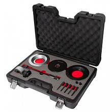 """Набір інструментів для заміни підшипника маточини VW T5 (Ø62мм) в кейсі""""Premium"""""""