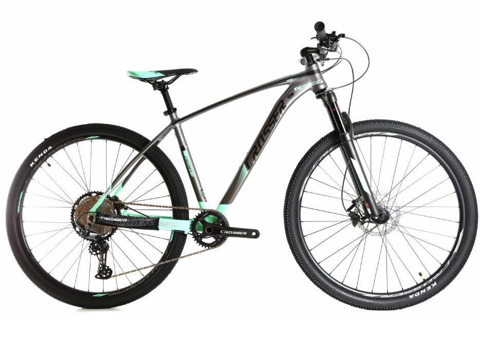 "Велосипед Crosser X880 29"" х19 DEORЕ (12S) Air Fork"