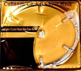 Коллагеновая маска на грудь