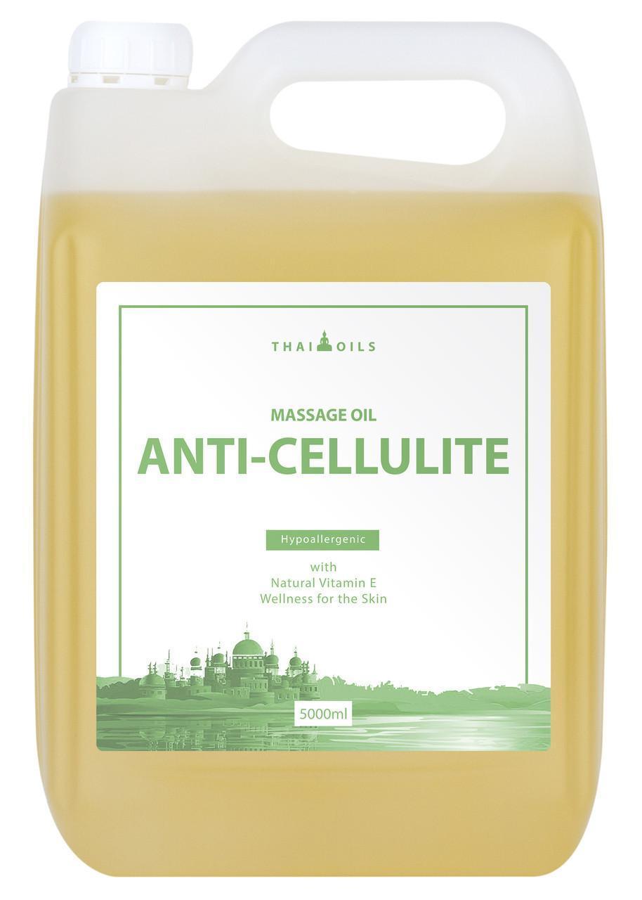 Професійне масажне масло «Anti-cellulite» 5000 ml