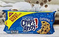 Печенье с шоколадными каплями Chips Ahoy Chocolate Chip Cookies