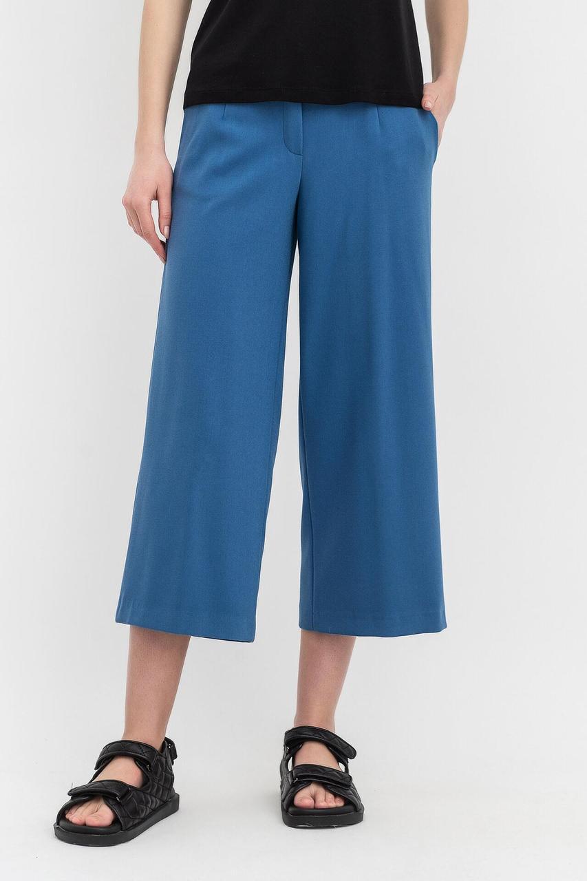 Універсальні брюки-кюлоти з костюмної тканини Lesya ВІНКС