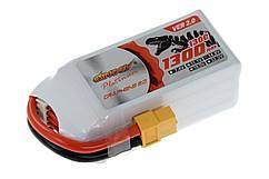 Аккумулятор Dinogy PLATINUM G2.0 Li-Pol 1300mAh 14.8V 4S 130C V2 XT60