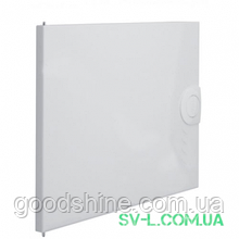 Двері металеві непрозорі VA12T для щита VA12CN Hager Volta