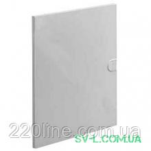 Двері металеві непрозорі VA24T для щита VA24CN Hager Volta