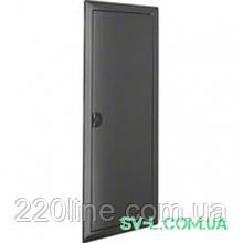 Двері з рамкою антрацит VZ334N для 4-рядного щита Volta Hager