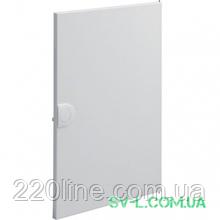 Двері білі VZ122N для 2-рядного щита Volta Hager